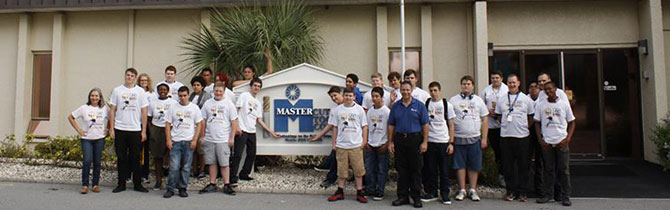 Manufacturing Day student tours